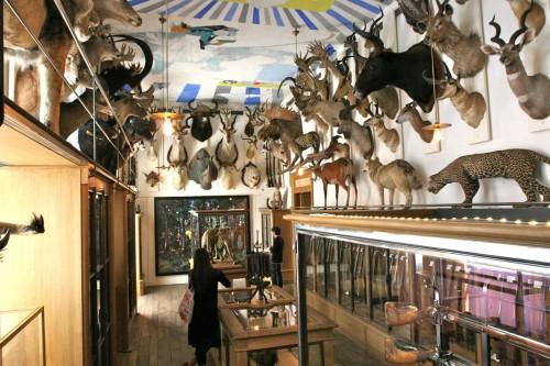 Музей охоты и природы (Musée de la Chasse et de la Nature)