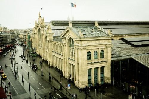 Северный Вокзал (Гар-дю-Нор, фр. Gare du Nord)