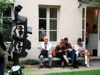 Дом-музей Цадкина – торжество эстетики экспрессионизма