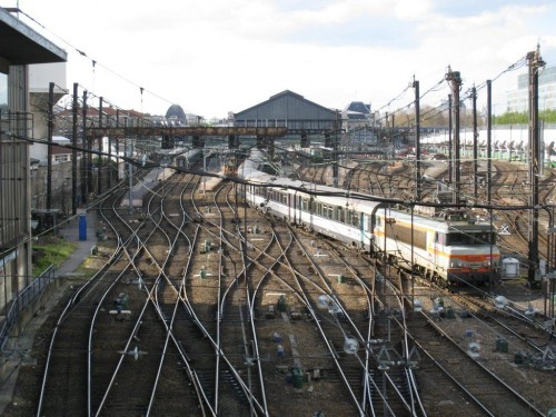 Вокзал Аустерлиц (Gare d'Austerlitz)