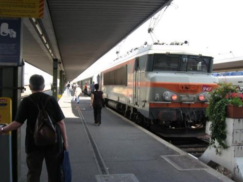 Вокзал Берси (Gare de Bercy)