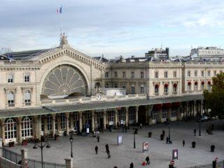 Восточный вокзал Парижа