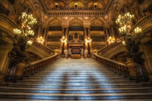 Опера Гарнье (Opéra Garnier)