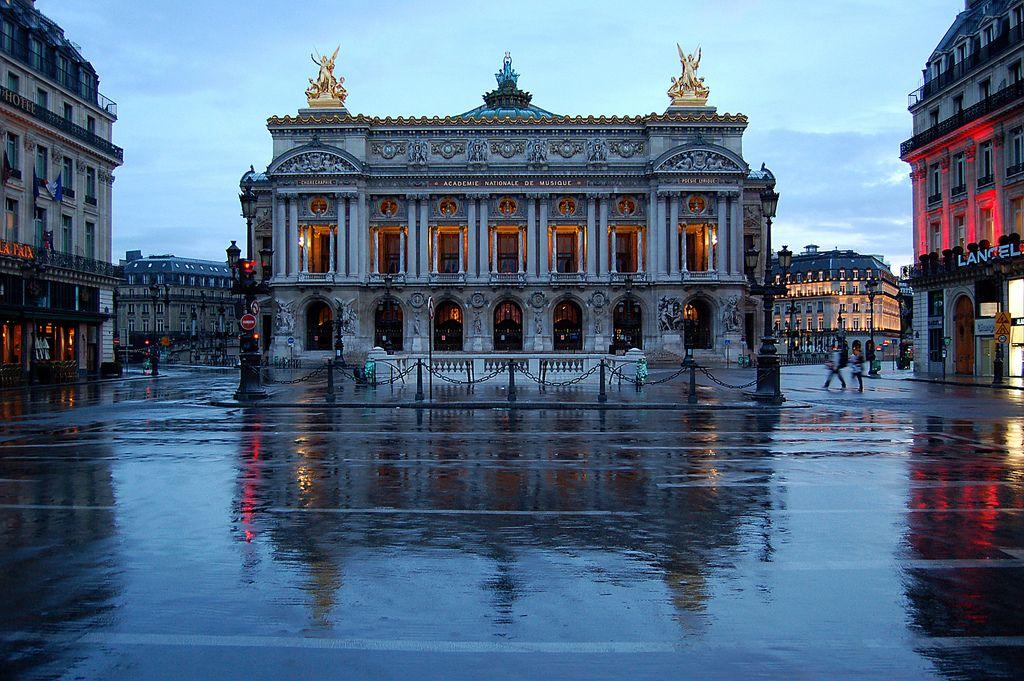 Музей оперы Гарнье