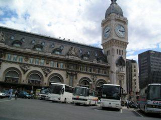 Лионский Вокзал Парижа