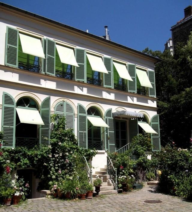 Музей романтической жизни (Musée de la Vie Romantique)