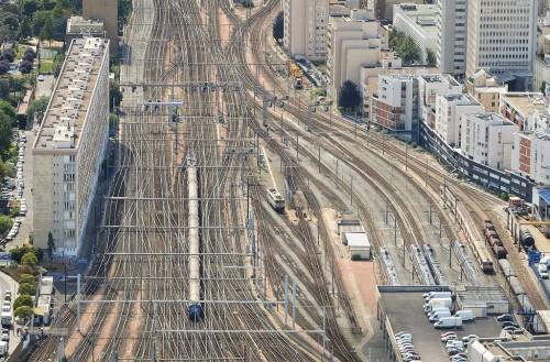 Вокзал Монпарнасс (Gare Montparnasse)