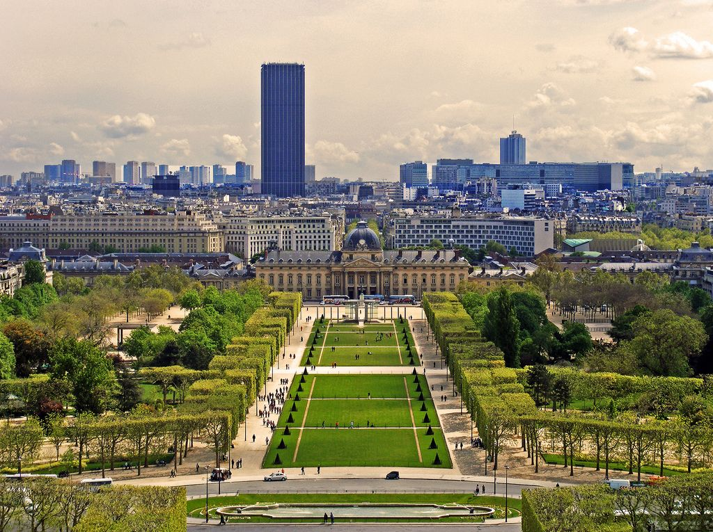 Монпарнас (Montparnasse)