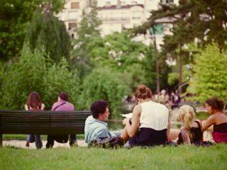 Парк Монсури – зеленый островок в Париже