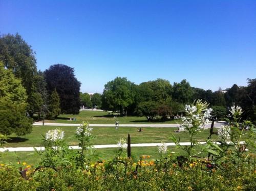 Парк Монсури (Parc Montsouris)