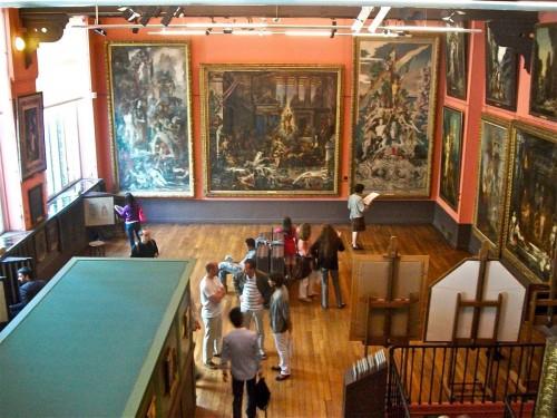 Дом-музей Гюстава Моро (Musée national Gustave Moreau)