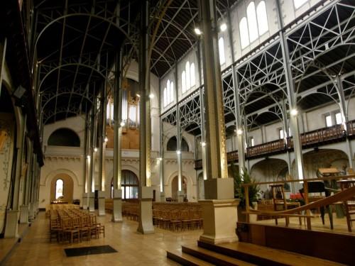 Церковь Нотр Дам дю Травай (Notre-Dame du Travail)