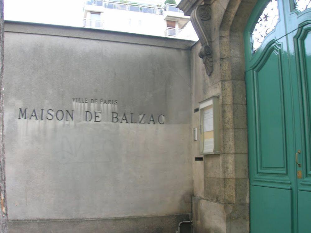 Дом Бальзака