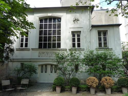 Дом-музей Делакруа (Musée National Eugène Delacroix)