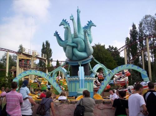 Парк аттракционов «Астерикс» (Parc Astérix)