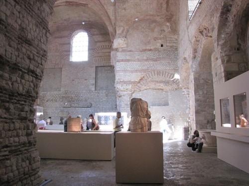 Музей Средневековья (musée du Moyen Âge)
