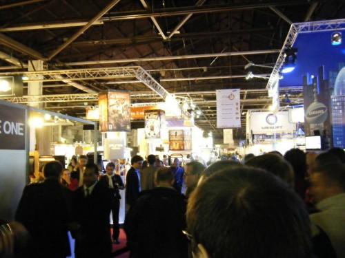 Выставочный центр Paris Expo Porte de Versailles