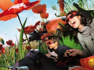 Футуроскоп – парк виртуальных развлечений,  Пуатье