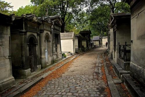 Кладбище Пер-Лашез (Pere-Lachaise)