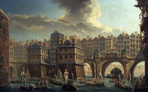 Мост Нотр-Дам (Pont Notre-Dame)
