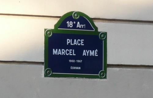 Человек, проходящий сквозь стену (Le passe-muraille)