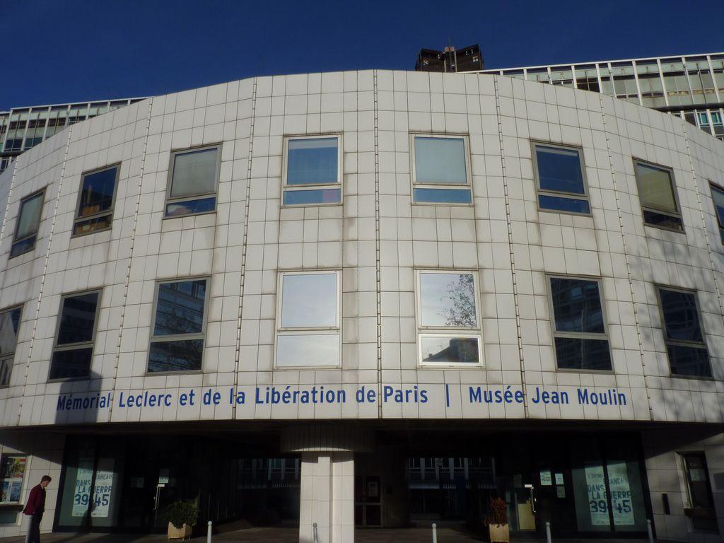 Музей освобождения Парижа – живая память о двух героях
