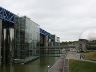 Городок науки и индустриии