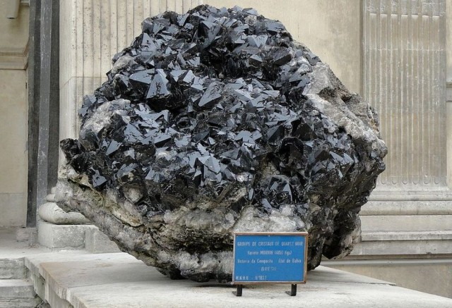 Минералогическая галерея (Galerie de Minéralogie et de Géologie)