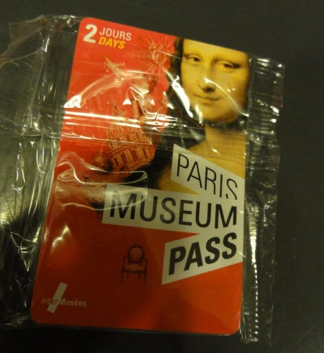 Парижская музейная карта (Paris Museum Pass)