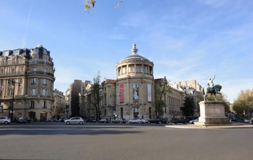 Музей восточных искусств (Musée national des Arts asiatiques-Guimet)