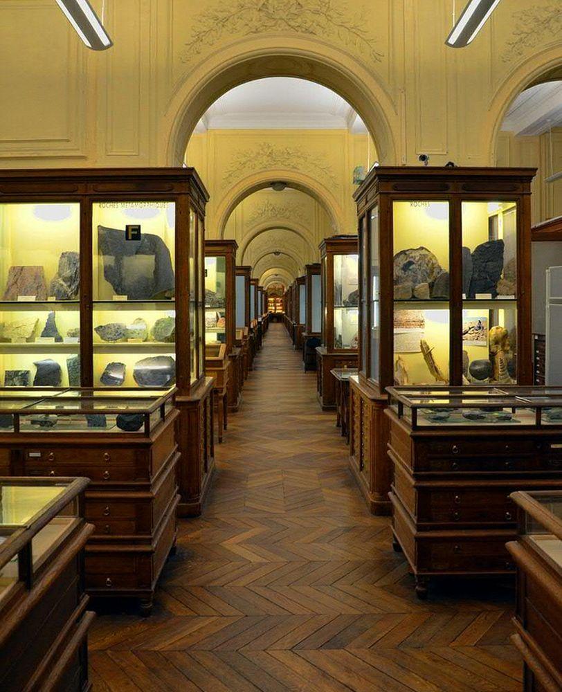 Минералогический музей (Париж)