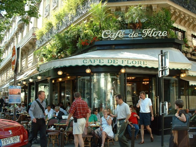 Кафе «Де Флер» (Café de Flore)