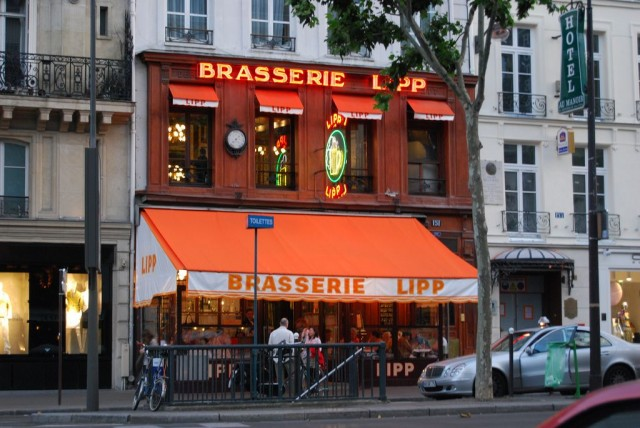 «Брассери Липп» (Brasserie Lipp)