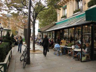 «Два маго» – кафе, где вручается литературная премия