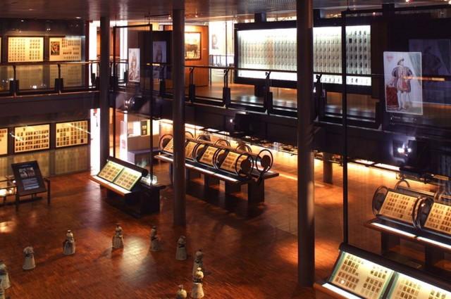 Музей игральных карт (Musée Français de la Carte à Jouer)