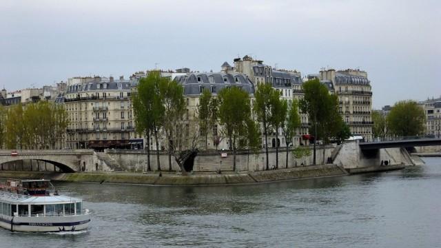 Остров Сен-Луи (Île Saint-Louis)