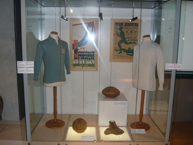 Национальный музей спорта (Musée national du Sport)