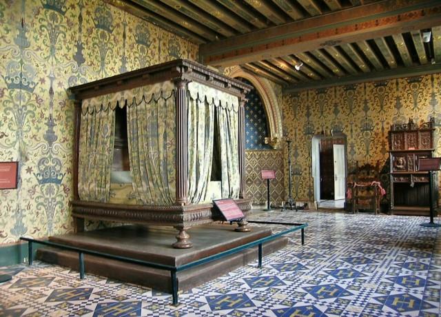 Замок Блуа (château de Blois)