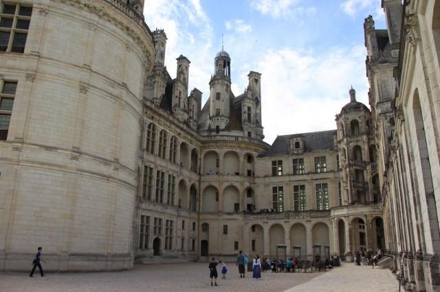 Замок Шамбор (Château de Chambord)