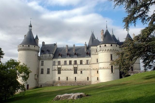 Замок Шомон-сюр-Луар (château de Chaumont-sur-Loire)