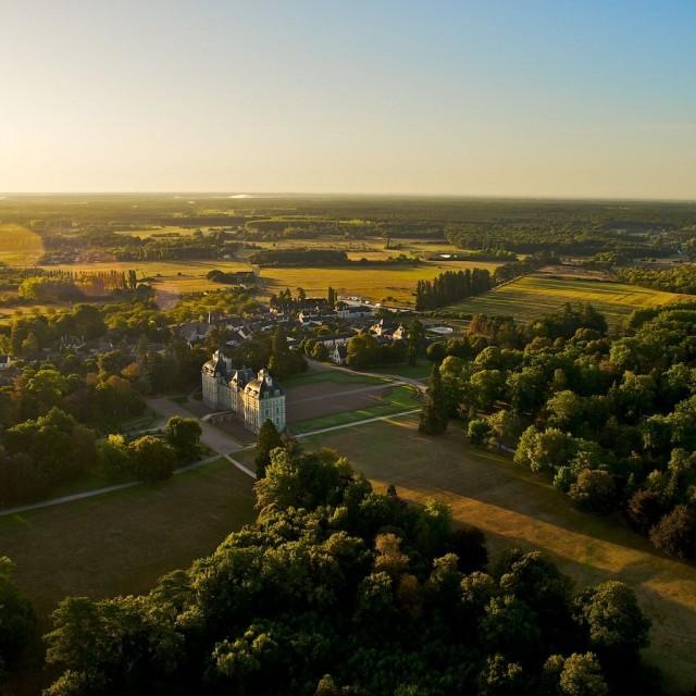 Шаверни (château de Cheverny)