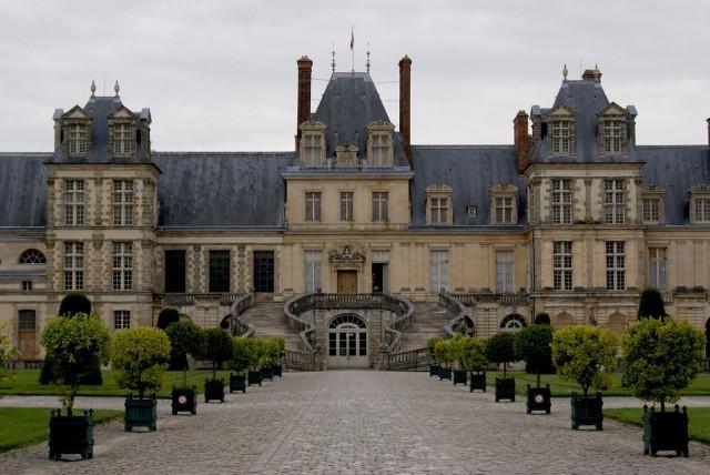 Фонтенбло (Château de Fontainebleau)