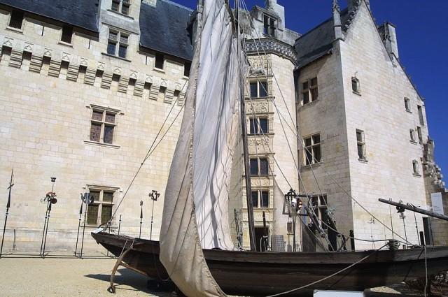 Замок Монсоро (Château de Montsoreau)