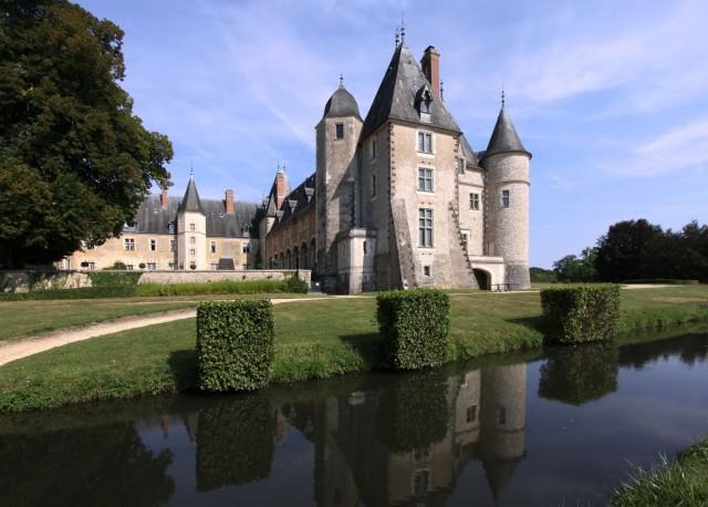 Замок Веррери (Château de la Verrerie)