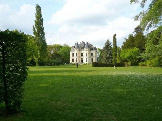 Отель в замке Веррери (Château de la Verrerie)