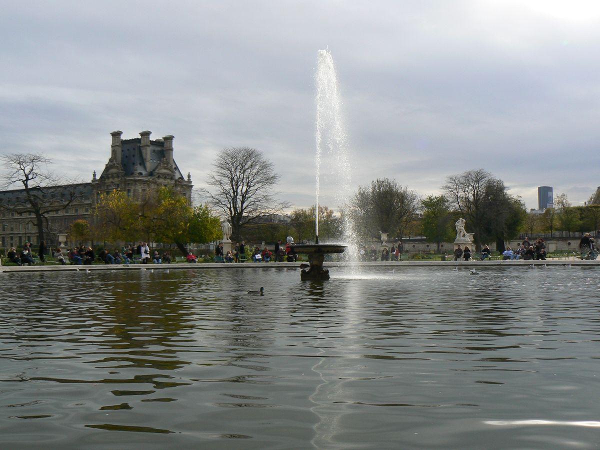 О Париже (отчет Валерия )
