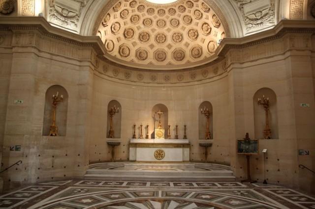 Часовня Покаяния (Chapelle Еxpiatoire)