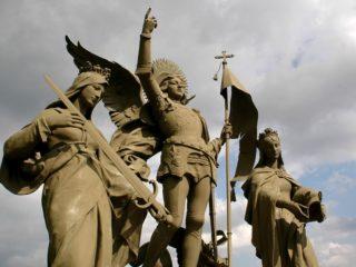 Жанна д'Арк. Великая миссия Орлеанской Девы.