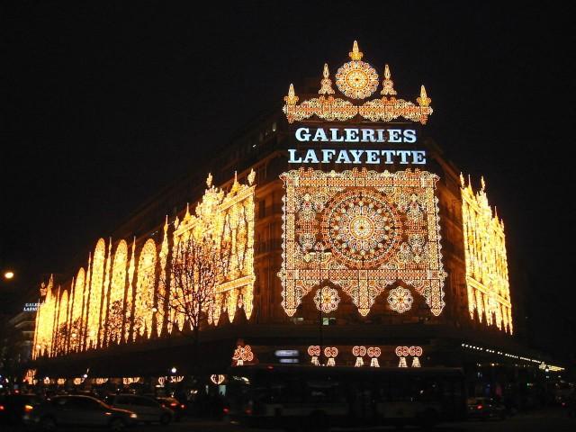 Галереи Лафайет (Galeries Lafayette)