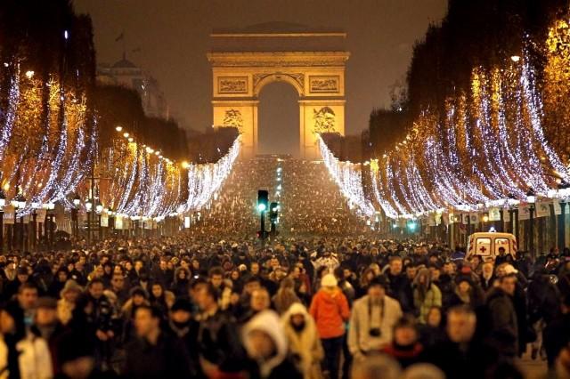 Елисейские Поля (Champs-Élysées)
